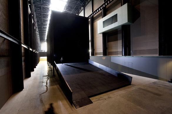 Tate Turbine Hall: The Unliever Series: Miroslaw Balka 'How It Is' Turbine Hall, Tate Modern
