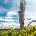 Buenos Aires Vertical Zoo Competition proposal /  Hila Davidpur, Tal Gazit, Eli Gotman, Hofi Harari Courtesy of Eli Gotman