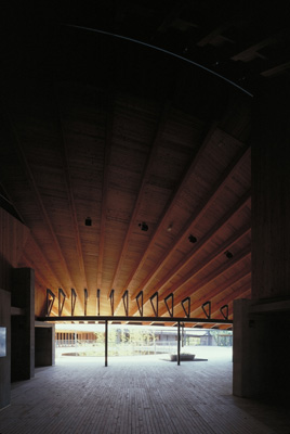 Makino Museum of Plants and People, 1999