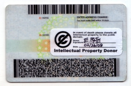 Intellectual Property Donor
