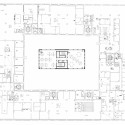 Cloud City / ALA Architects First Floor Plan - Offices