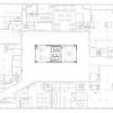 Cloud City / ALA Architects Second Floor Plan - Offices