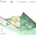 watercolor © Steven Holl