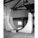 Bernhard Leitner / Sound Spaces (36) © Atelier Leitner - Large Sound Wing 1980
