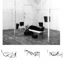 Bernhard Leitner / Sound Spaces (32) © Atelier Leitner - Narrow Sound Space 1974