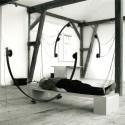Bernhard Leitner / Sound Spaces (28) © Atelier Leitner - Pendulum Platform 2 1995