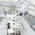 'In Orbit' Installation / Tomás Saraceno Studio Tomás Saraceno © 2013