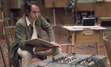 German Composer Karlheinz Stockhausen