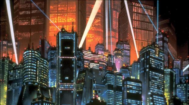 AKIRA (1988) (dir. Katsuhiro Otomo)