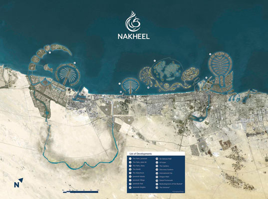 dubai universe, universe archipelago, sustainable coastline, nakheel, blue communities, green design, greenwashing