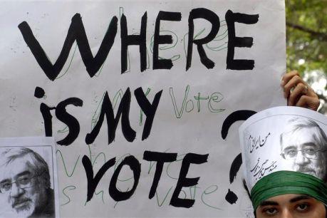 Face aux soupçons de fraude électorale généralisée, un groupe intitulé «Where is my vote»