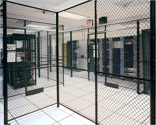 Server cages