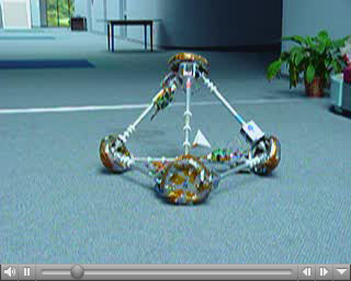 Exploration rover - NASA research