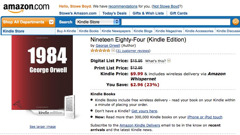Amazon.com_ Nineteen Eighty-Four_ George Orwell_ The Kindle Store